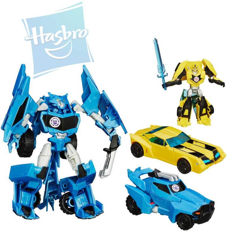 8e6db33c5c HASBRO TRA Transformers RID s pohyblivými prvkami 2 druhy