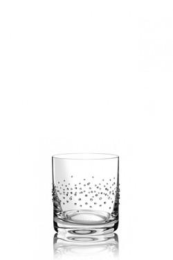 Krištáľové poháre TROPEA SPARKLING dekorované kryštály Swarovski 053bee289c2