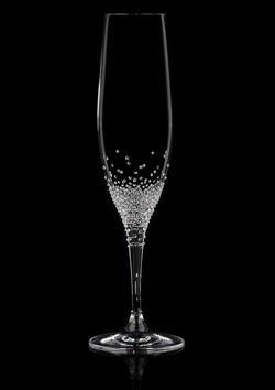 Krištáľové poháre DIKÉ dekorované kryštály Swarovski c0ade196f04