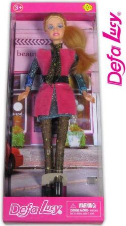 10ec092e64b9 Bábika Defa Lucy v módnym oblečku 3 druhy v boxe