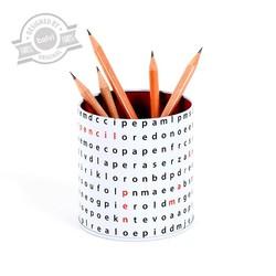 Stojanček na ceruzky  br  Balvi Letter Soup 1621a2c740c