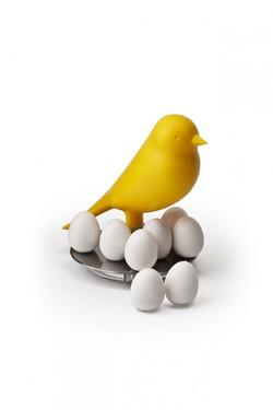 Stojan s magnetmi Qual Magnetic Egg Sparrow 48accbbe9e2