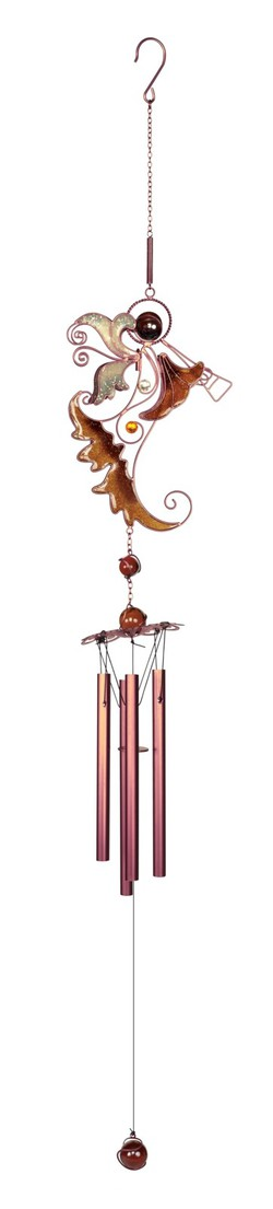 Zvonkohra Sounds of Joy Angel Wind Chime by Angel star