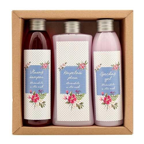 1cff3ec6e Luxusná prírodná kozmetika s vôňou rozkvitnutej lúky MEADOW SPA
